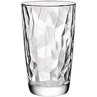 Bormioli Vaso Diamond Transparente F.A. 47 CL Rocco