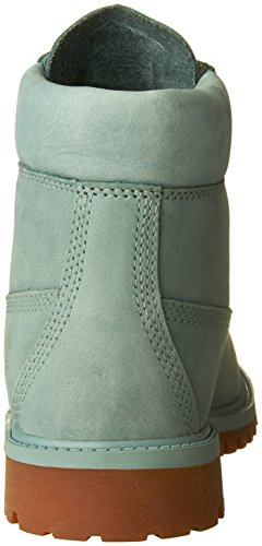 Timberland 6 In Premium Wp Boot Kq4, Bottes et Bottines Classiques Mixte Adulte Light Blue