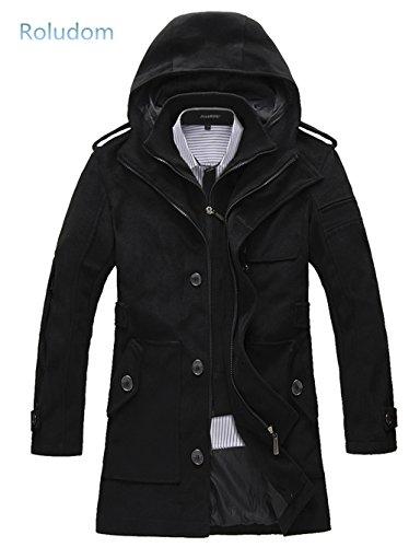 roludom-chaqueta-de-invierno-grueso-terciopelo-slim-con-capucha-collar-de-pelo-perchero-de-pared-de-