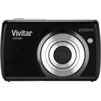 Vivitar S33216Megapixel Kompakte Digitalkamera 3x Optischer Zoom 16MP Schwarz