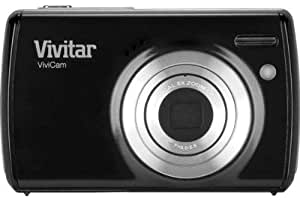 VIVITAR S332 16 MEGAPIXEL COMPACT DIGITAL CAMERA 3X OPTICAL ZOOM 16MP BLACK