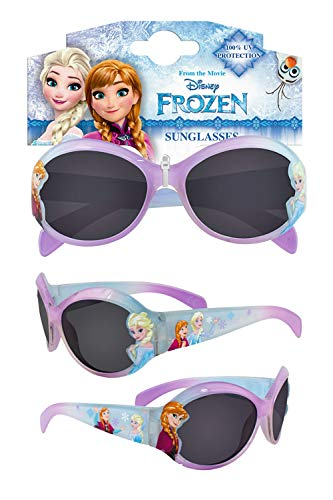 Occhiali da sole disney frozen elsa e anna childrens 100% uv rating