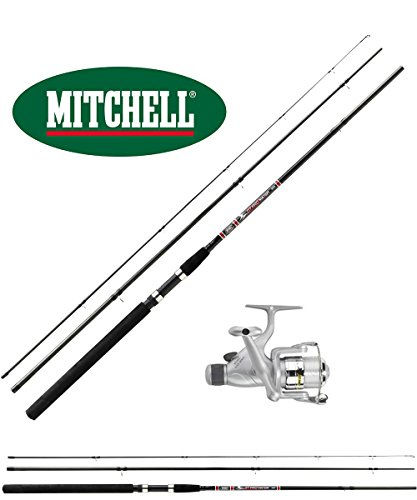 Ensemble Pêche Anglaise Mitchell GT Pro Match