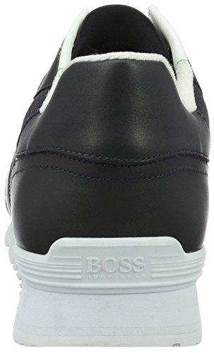 Boss Green Parkour, Sneakers Basses Homme Bleu (Dark Blue 401)