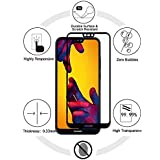 helix 5D Full Curve Bubble-free Tempered Glass Screen Protector for Huawei Nova 3i (Black)