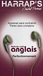 Méthode audio anglais Perfectionnement (4CD audio)