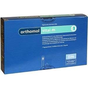 ORTHOMOL Vital M Trinkflaeschen, 7 St