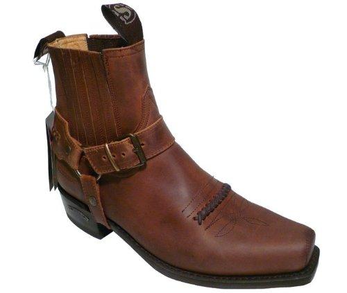 Sendra boots 6445 marron Marron - Marron