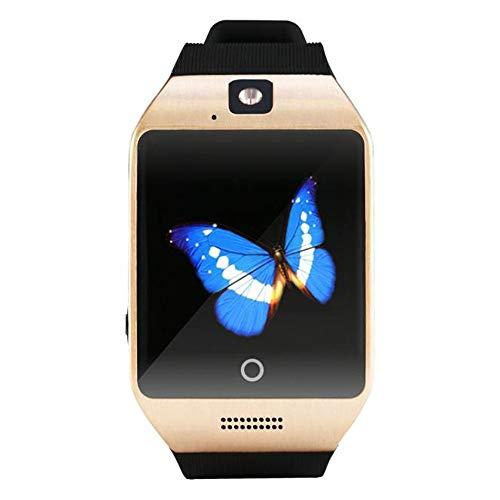 MObast Uhren Smartwatch Fitness Tracker Farbbildschirm Herzfrequenz Messgerät Blutdruck Multifunktion Gebogener Bildschirm Smart Armband