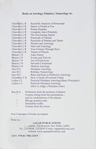 Nakshatra: (Constellation) Based Predictions - Book 2: Dasa Predictions