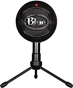 Blue Microphones Snowball iCE Condenser Microphone (Black)