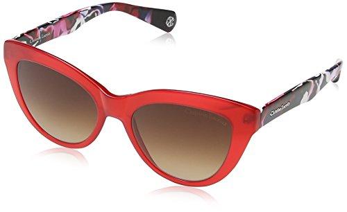 christian-lacroix-damen-sonnenbrille-rot-red-multi-grey-lens