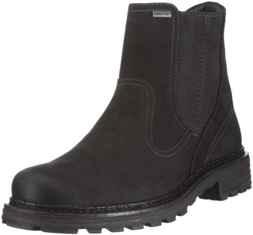 Marc Shoes 1.237.04-27-Paul, Stivaletti uomo, Nero (Schwarz/black), 41