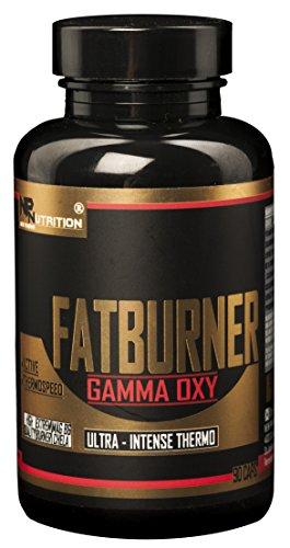 NP-Nutrition Gamma Oxy Fatburner Fettbrenner Fettverbrennung Diät Bodybuilding 90 Kapseln