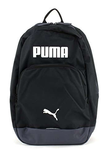 PUMA Essential Backpack Black-White