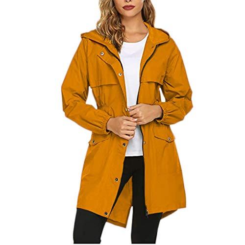 Clacce Damen Jacke Fleece Mantel Winterjacke Kapuzenpullover Sweatshirts Strickjacke Cardigan Hoodie Sweatjacke Pullover Outerwear Winter Outdoorjacke