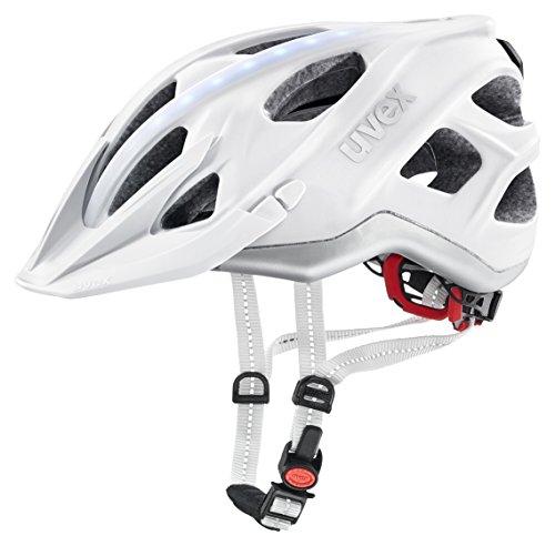 Uvex City Light–Casco para bicicleta, primavera/verano, unisex,