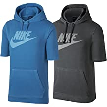 Nike M Nsw Hoodie Po Ft Wash - black anthracite white 878ff703cd
