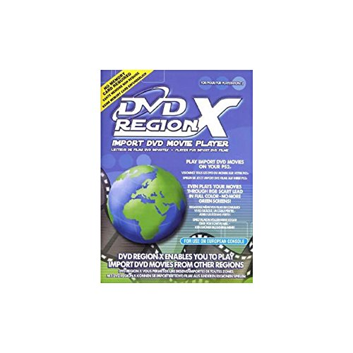 DVD Region X (PS2)