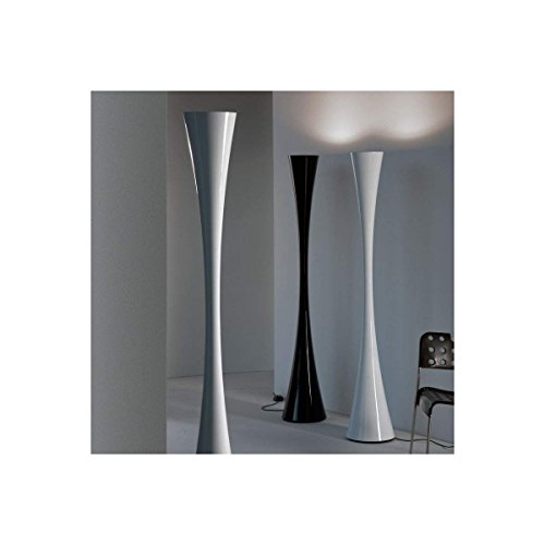 MARTINELLI LUCE - Lampadaire dimmable Biconica