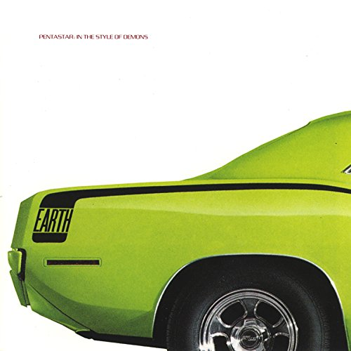 Earth: Pentastar | in the Style of Demons [Vinyl LP] (Vinyl)