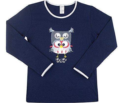 Timone Mädchen Schlafanzug 210(Muster-F1A, 152) (Schlafanzug Mädchen Lange)