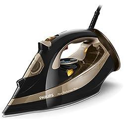 Philips - Iron gc4527/00 Azur Performer Plus   Black-Gold