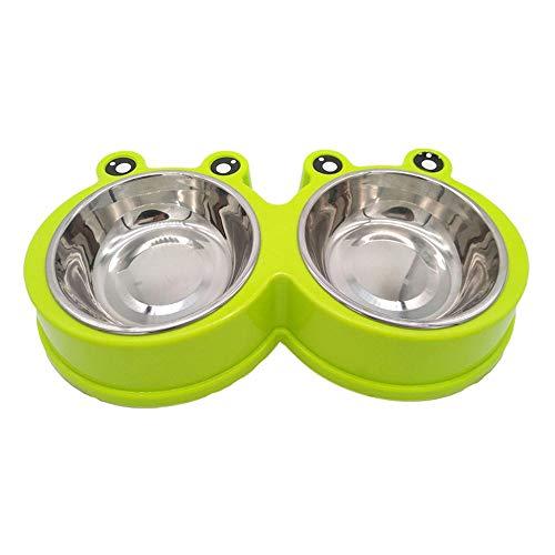 QEIE Pet Dog Bowl de Agua