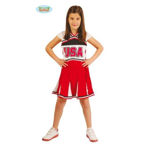 Imagen de disfraz de animadora simpática para niña  10 12 años