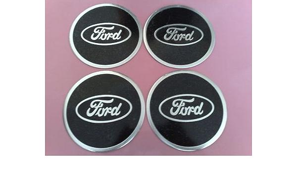 4 X 60mm Ford Aufkleber Emblem Felgenaufkleber Logo Auto