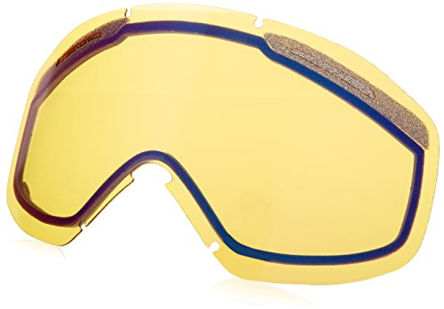 Oakley O2 Linse für Glased ski/Snowboard X-Large Gelb - Hi Yellow -
