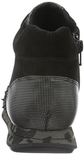 Gabor Comfort Basic, Chaussures À Lacets Pour Femme Noir (schwarz Kscf)
