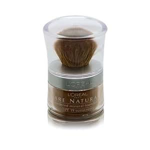 L'Oréal - Fond de Teint Mineral Lèger + Pinceau - Bare Naturale - 472 Cocoa