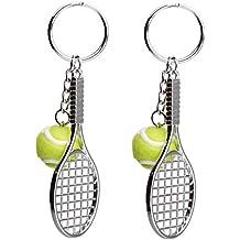 SCHL/ÜSSELANH/ÄNGER Tennis cod.EL7498 cm 7,6x3,5x1h by Varotto /& Co.