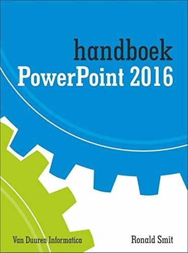 Powerpoint 2016 par Ronald Smit