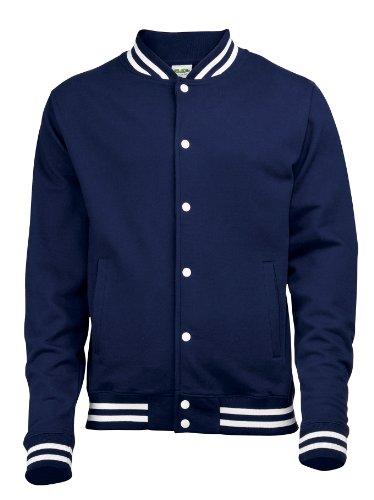 Awdis Hochschule jacket Blau