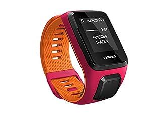 TomTom RUNNER 3 Cardio + Music - Montre de Sport GPS - Bracelet Fin - Fushia/Orange (B01HZPJGYI) | Amazon price tracker / tracking, Amazon price history charts, Amazon price watches, Amazon price drop alerts