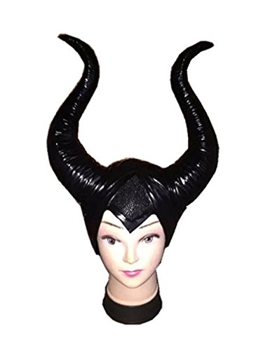 New Christmas Costumes Cosplay Maleficent Hat Maleficent Party Halloween Mask