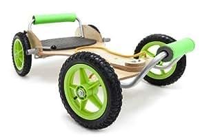 ATK All Terrain Kart Classic - wooden go kart for kids 7-14 years