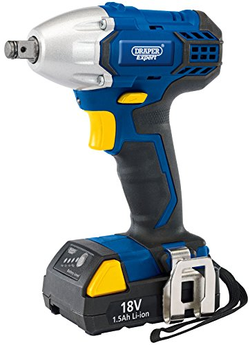"Image of Draper 83689 expert 18v cordless 1/2"" sq. dr. impact wrench"