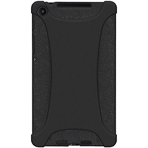 Amzer Silikon-Schutzhülle für Google Asus Nexus 72nd Gen 7,22013–schwarz