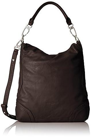 Liebeskind Berlin Womens Tokio Vintag Shoulder Handbag, Bittersweet Brown, One Size