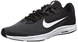 Nike Damen WMNS Downshifter 9 Laufschuhe, Schwarz (Black/White-Anthracite-Cool Grey 001), 41 EU