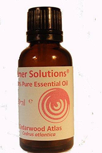 Calmer Solutions, Olio Essenziale di rosmarino Puro al 100%, per aromaterapia, 30 ml, Taglia Unica