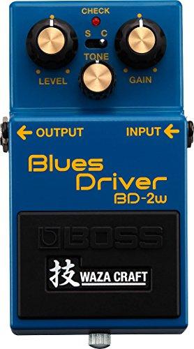 BOSS BD-2W waza Craft (Overdrive Guitar Pedal Boss)