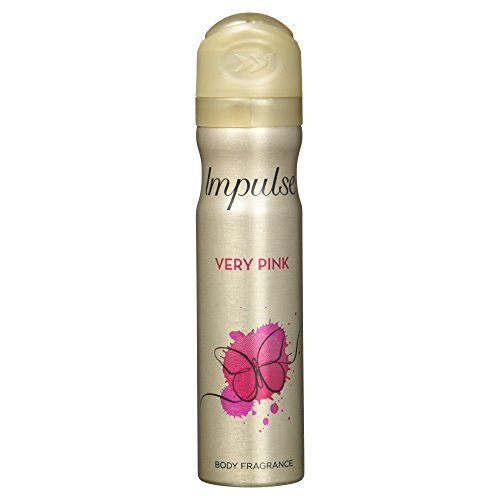 Impulse Body Spray Very Pink 75Ml by Impuls