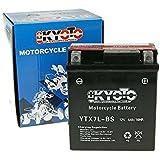 Batterie Kyoto 12V GTX7L-BS MF sans entretien - HONDA VT Shadow 125 98-08