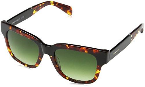KAREN MILLEN Damen Km500518051 Sonnenbrille, Braun (Tortoise), 51