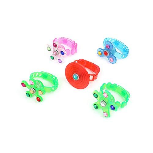 Lamdoo Heißer Glänzende Spielzeug Uhr Licht Uhr Kinder Stressabbau Spielzeug Multi Farbe zu Wählen