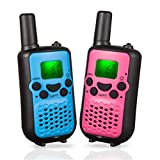 Best Walkie Talkies For Kids - wesTayin Walkie Talkie Kids, 5KM Long Distance PMR446 Review